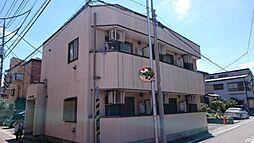 パールハイツ戸田[1階]の外観