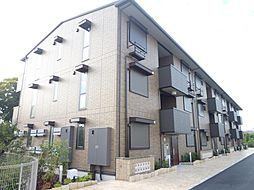 大阪府堺市西区原田の賃貸アパートの外観