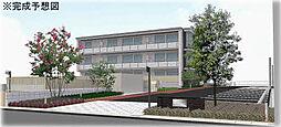 広島県福山市西新涯町1丁目の賃貸マンションの外観
