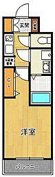 アーデン甲子園[2階]の間取り