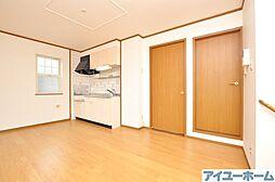 マメゾン鷺田 A棟[2階]の外観