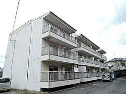 福岡県北九州市小倉北区赤坂2丁目の賃貸マンションの外観