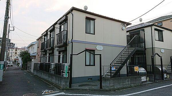 東京都府中市緑町3丁目の賃貸アパート