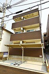 フジパレス住吉沢之町III番館[1階]の外観