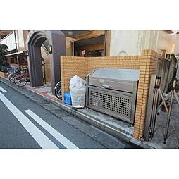ガーデンハイム桜井[204号室]の外観
