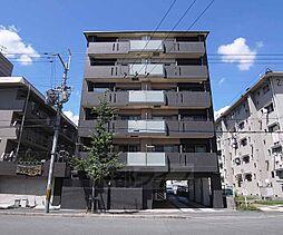 京都府京都市伏見区深草西浦町6丁目の賃貸マンションの外観