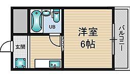 ICHIEI[2階]の間取り