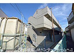 大阪府枚方市朝日丘町の賃貸マンションの外観