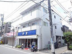 梅田ビル[302号室]の外観