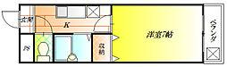 DH白鳥ビル[3階]の間取り