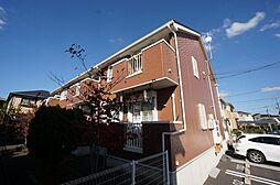 千葉県市原市ちはら台南5丁目の賃貸アパートの外観