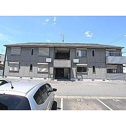 奈良県大和高田市西三倉堂2丁目の賃貸アパートの外観