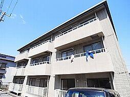 カジュアルプラザAB[2階]の外観