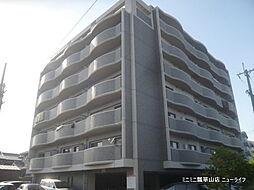 大阪府東大阪市吉田下島の賃貸マンションの外観