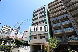 シャローム箱崎[7階]の外観