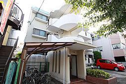 愛知県名古屋市名東区上社2丁目の賃貸マンションの外観