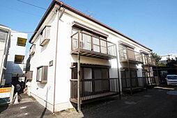 千葉県市川市相之川1の賃貸アパートの外観