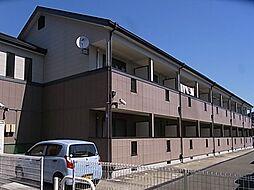 アンソレイエ・シャンブル[1階]の外観