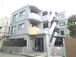 大阪府大阪市阿倍野区文の里2丁目の賃貸マンションの外観