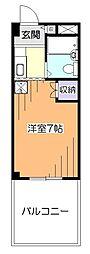 第2吉川ビル[3階]の間取り