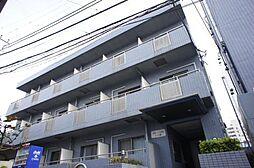 スカイハイム津田沼[1階]の外観
