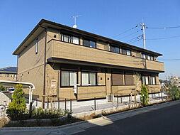 埼玉県さいたま市西区大字清河寺の賃貸アパートの外観