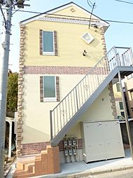 ユナイト 東寺尾ペトロポリス[2階]の外観