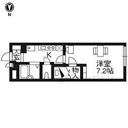京都地下鉄東西線 石田駅 徒歩6分