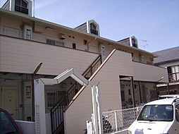 大蔵谷ハイツ[1階]の外観
