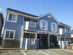 静岡県浜松市東区小池町の賃貸アパートの外観