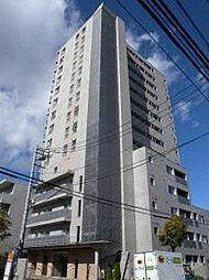 北海道札幌市北区北二十六条西9丁目の賃貸マンションの外観