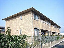 ハーマジェスティ[1階]の外観