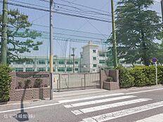 江戸川区立小岩第三中学校 距離240m