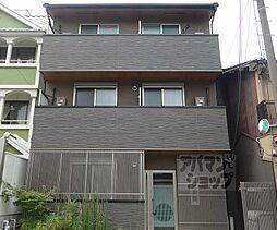 JR奈良線 東福寺駅 徒歩4分の賃貸アパート
