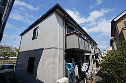 千葉県千葉市緑区あすみが丘東2の賃貸アパートの外観