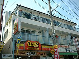 東京都練馬区桜台5丁目の賃貸マンションの外観