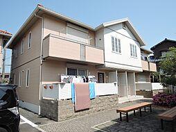 福岡県北九州市八幡西区上の原1丁目の賃貸アパートの外観