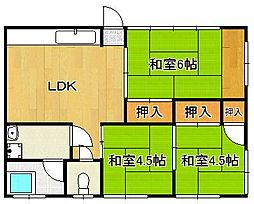 枝光駅 3.5万円