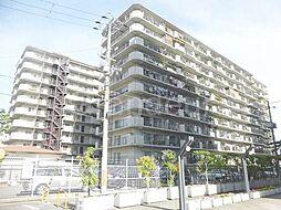 ネオコーポ鶴見緑地[9階]の外観