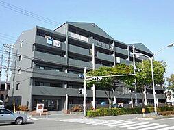 兵庫県尼崎市栗山町1丁目の賃貸マンションの外観
