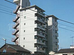 センターマンション[8階]の外観