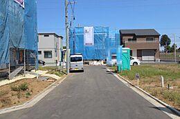 フリープラン・建物プレゼンテーションも対応 自由設計で建築頂ける宅地分譲です。 ご希望プランの無料作成承ります。