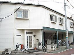 タウンハウス大栄[103号室]の外観