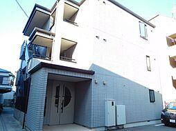 大阪府寝屋川市萱島信和町の賃貸マンションの外観