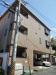 千里山弐番館[2階]の外観