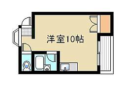 大野マンション[2階]の外観
