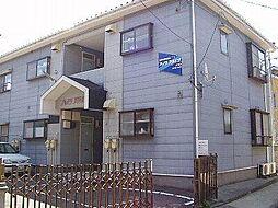 新潟県新潟市中央区幸町の賃貸アパートの外観