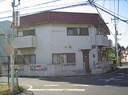 芳野コーポ[201号室]の外観