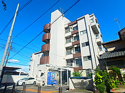 埼玉県北本市本宿5丁目の賃貸マンションの外観