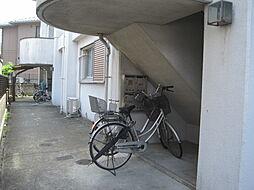 コーポフローラ[2階]の外観